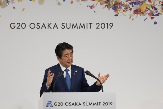 Na vrhu G20 so se članice razen ZDA zavezale pariškemu sporazumu