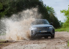 Range Rover Evoque dobro sprejet še posebno pri damah!