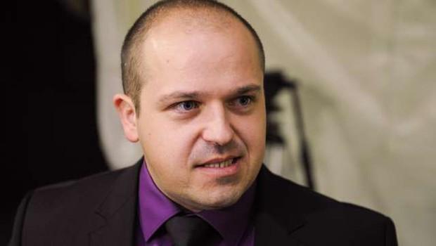 Direktor jeseniške bolnišnice,  Janez Poklukar, postal direktor Univerzitetnega kliničnega centra (foto: Nebojša Tejić/STA)