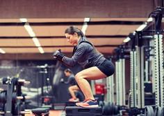 30 dnevni izziv z lastno telesno težo. Zmorete?