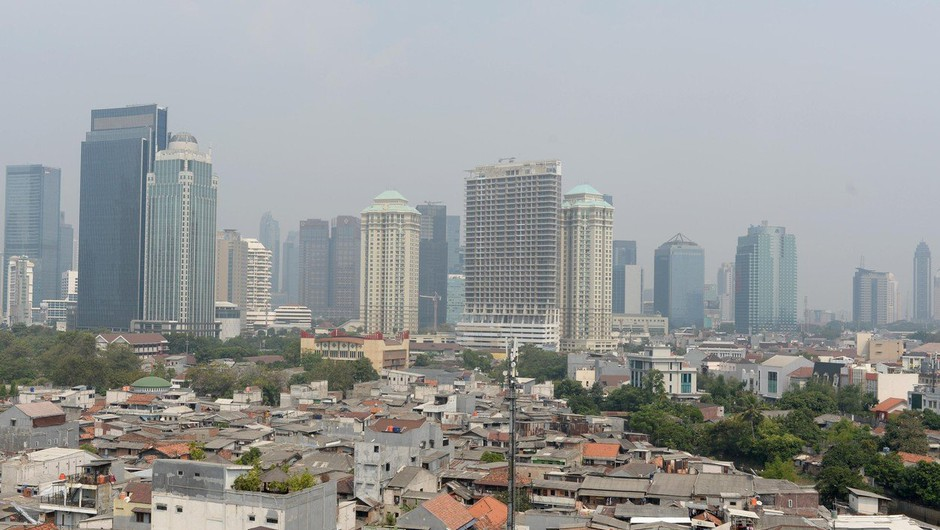 Električni mrk na indonezijskem otoku Java,  Džakarta ohromljena (foto: profimedia)