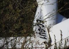Na Mallorci trčila helikopter in ultralahko letalo, najmanj pet mrtvih