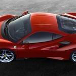 Ferrari F8 Tributto (foto: Ferrari)