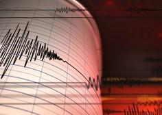 Domnevna eksplozija sprožila potres na meji med Kitajsko in Severno Korejo