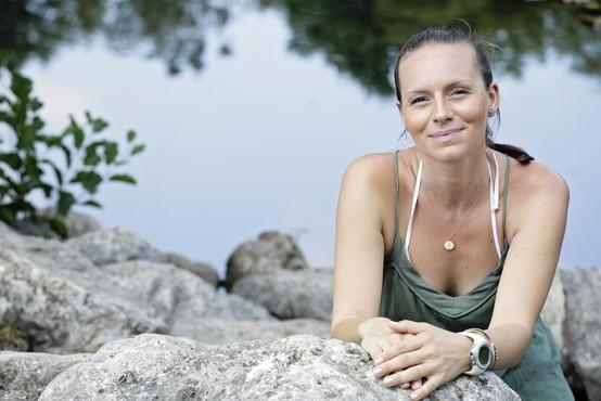 """Alenka Artnik: """"S potapljanjem sem vstopila v novo obdobje svojega življenja"""""""