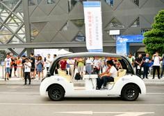 Okoljevarstveniki opozarjajo na škodljive učinke samovozečih avtomobilov