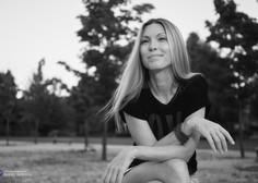 """Damjana Bakarič: """"Samota je nujna, da srečaš in spoznaš samega sebe"""""""