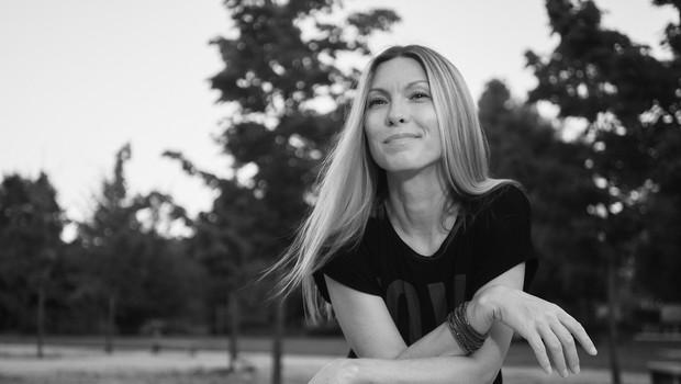 """Damjana Bakarič: """"Samota je nujna, da srečaš in spoznaš samega sebe"""" (foto: Mihael Tominšek)"""