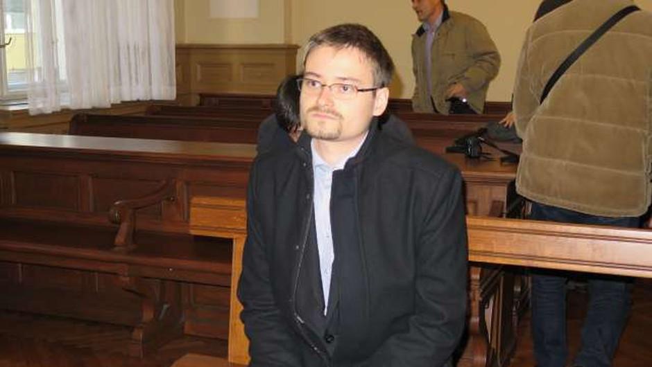 ZDA zahtevajo 50 let zaporne kazni za slovenskega programerja Škorjanca (foto: Gregor Mlakar/STA)