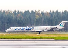 Adria Airways pristala v stečaju