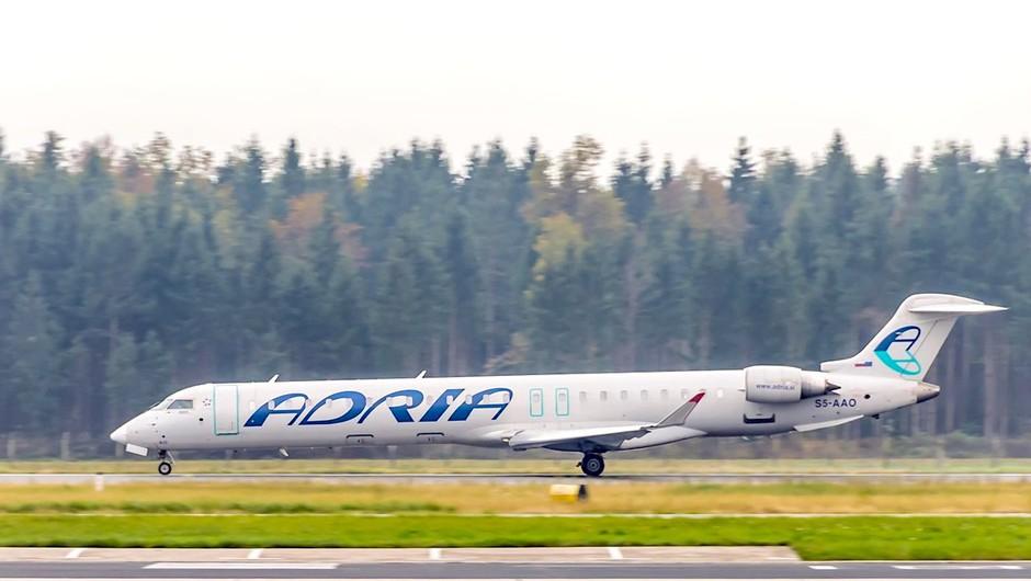 Adria Airways pristala v stečaju (foto: Profimedia)