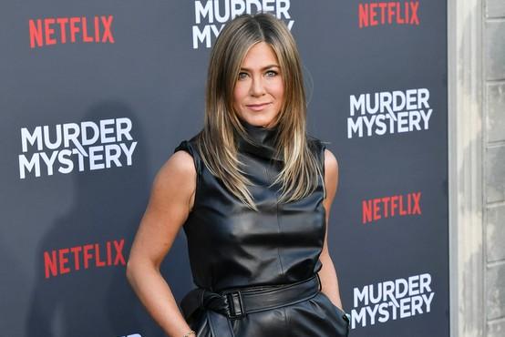 Jennifer Aniston povsem neprepoznavna, le poglejte si njen obraz