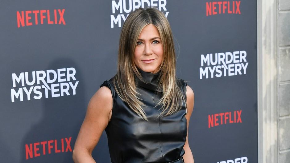 Jennifer Aniston povsem neprepoznavna, le poglejte si njen obraz (foto: Profimedia)