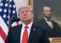 Trump marca predlagal streljanje v noge migrantov, poroča New York Times