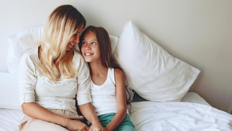 Stroka svetuje, kako izboljšati odnos z otrokom in ga spodbuditi, da se vam zaupa (foto: Shutterstock)