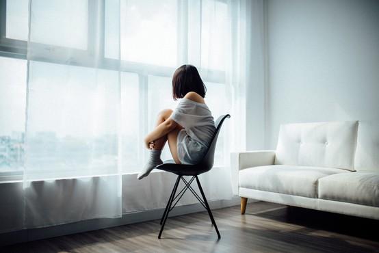 Znaki depresije pri mladih