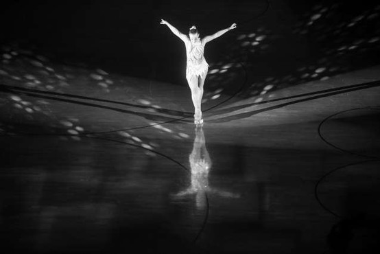 Umetnostna kotalkarica Lucija Mlinarič izgubila boj s težko boleznijo