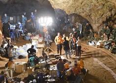 Zgodba o reševanju tajskih dečkov iz jame na filmskem platnu