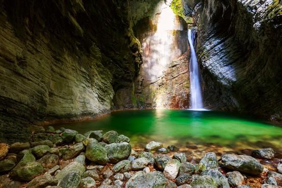 Slovenija se v kampanji National Geographica predstavlja kot dežela zdravih voda