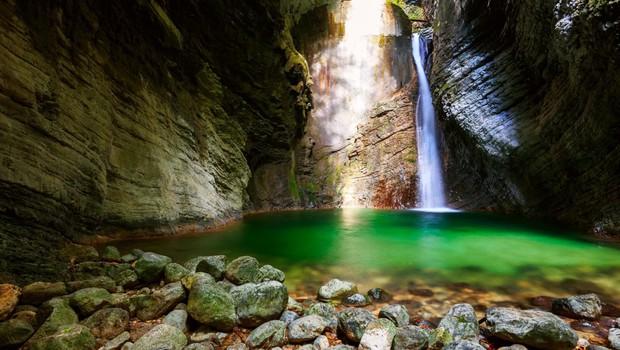 Slovenija se v kampanji National Geographica predstavlja kot dežela zdravih voda (foto: profimedia)