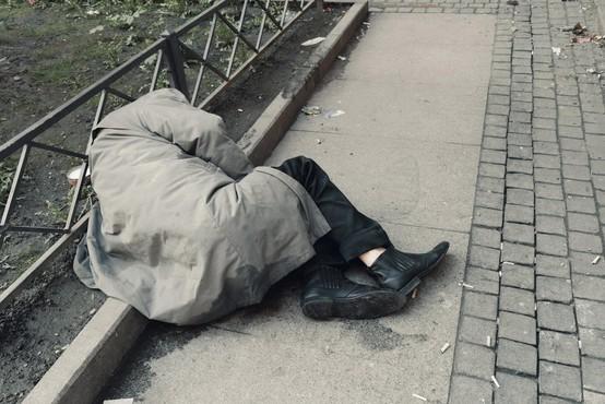 Ob mednarodnem dnevu brezdomcev: Ocene njihove številčnosti so zgolj približki!