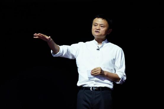 Najbogatejši Kitajec ostaja soustanovitelj Alibabe Jack Ma