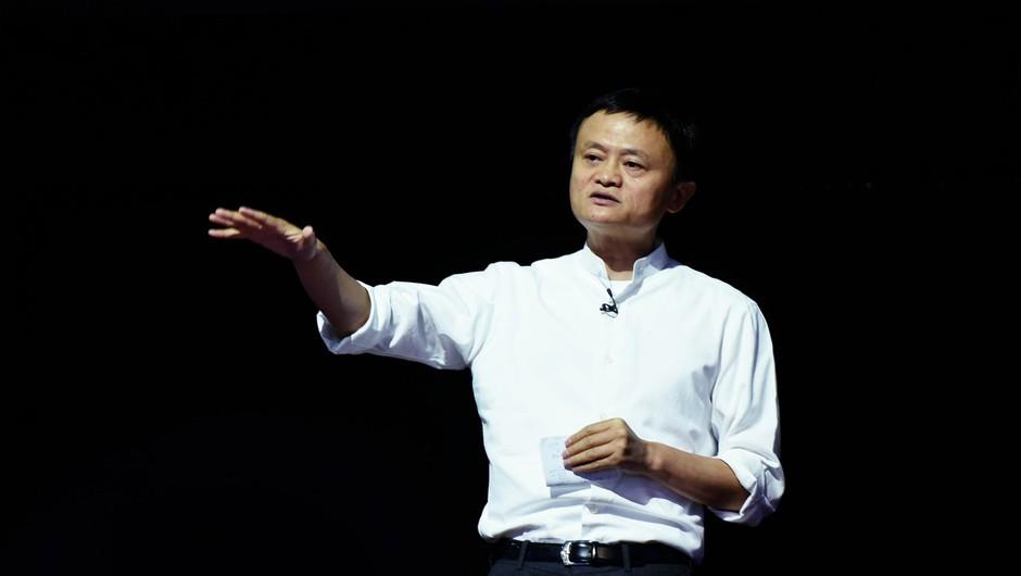 Najbogatejši Kitajec ostaja soustanovitelj Alibabe Jack Ma (foto: profimedia)