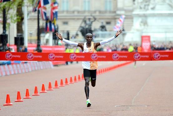 Eliud Kipchoge - prvi Zemljan, ki je pretekel maraton v manj kot dveh urah!