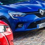 Primerjamo dva med Slovenci izjemno priljubljena: Renault Clio in Peugeot 208 (foto: Saša Kapetanovič)