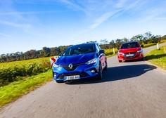 Ekipa Avto magazina naredila primerjavo Renault Clia in Peugeot 208