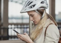 V Zagrebu odslej še semafor za pešce in kolesarje, ki buljijo v mobilne telefone