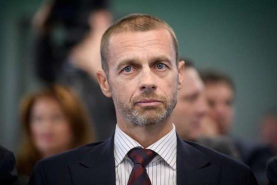 """Aleksander Čeferin: """"Uefa bo naredila vse, da bo to bolezen spravila iz nogometa!"""""""