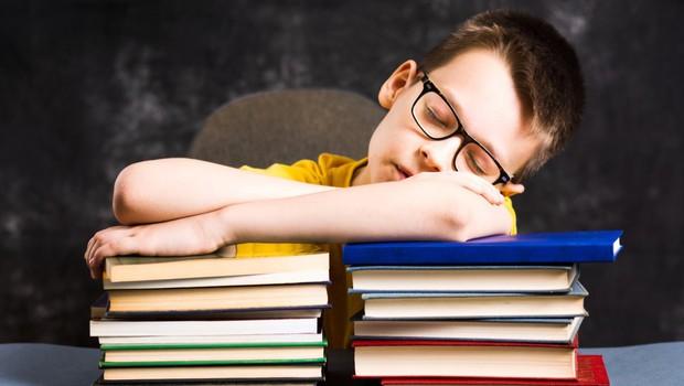 V Kaliforniji bodo šolarji kmalu lahko spali dlje (foto: profimedia)