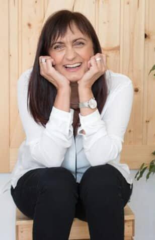 Branka Strniša, psihologinja in psihoterapevtka
