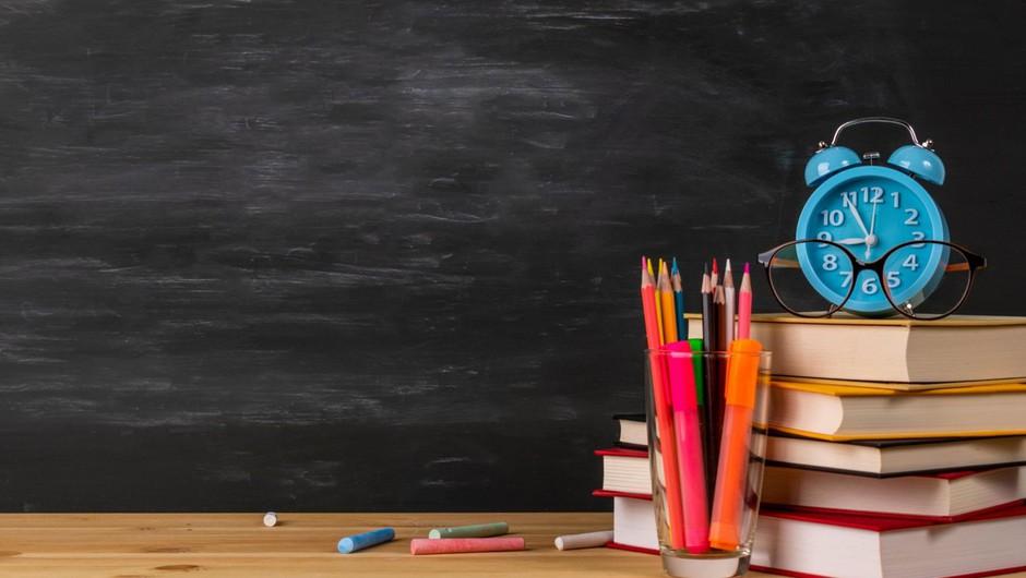 """Gregor Pečan v bran učitelju:""""Učenca lahko pošlje iz razreda, kadar ta moti pouk!"""" (foto: profimedia)"""
