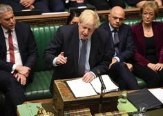 Po Johnsonovem porazu preložitev brexita vse bolj verjetna