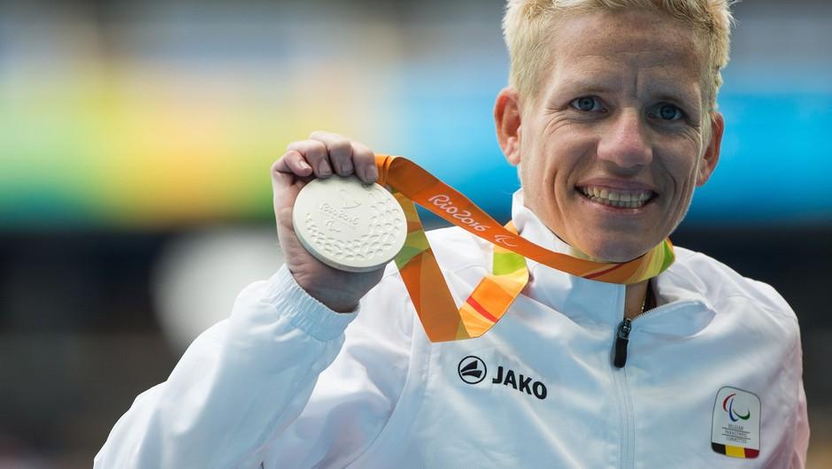 Belgijska paraolimpijska prvakinja Marieke Vervoort končala trpljenje z evtanazijo (foto: profimedia)