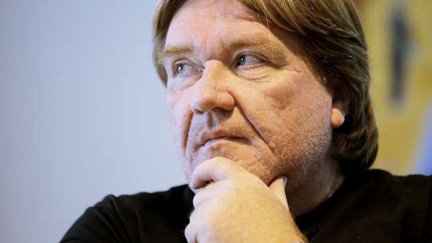 Umrl je David Tasič - nekdanji novinar, založnik in član četverice JBTZ (foto: Daniel Novakovič/STA)