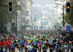 24. ljubljanski maraton v čakanju na ženski rekord, pričakujte tudi zapore cest!