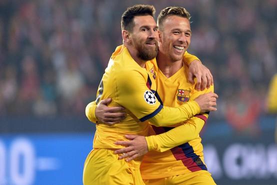 Lionel Messi postavil še en rekord