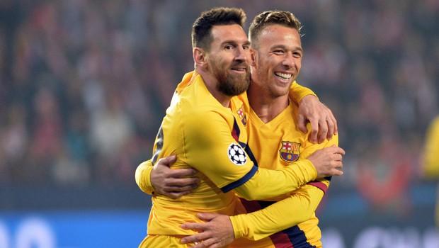 Lionel Messi postavil še en rekord (foto: profimedia)