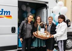 Alenka Košir z osnovnošolci pripravila veganske mafine