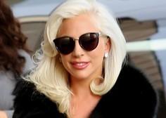 Lady Gaga v samoizolaciji: Družbo ji delajo kužki