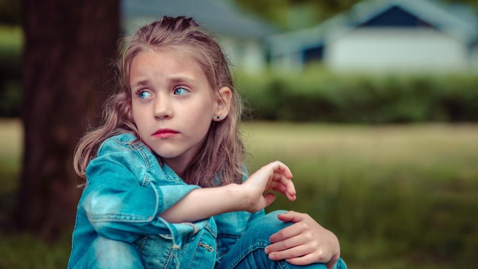 Žalujoči otroci: iskreno spregovorite o lastni bolečini (foto: Unsplash)