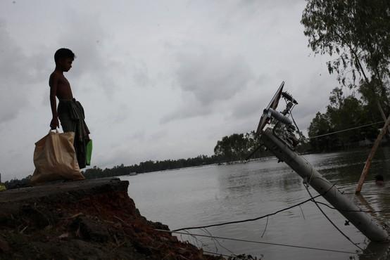 Poplave bodo do leta 2050 ogrožale že 300 milijonov ljudi na obalnih območjih