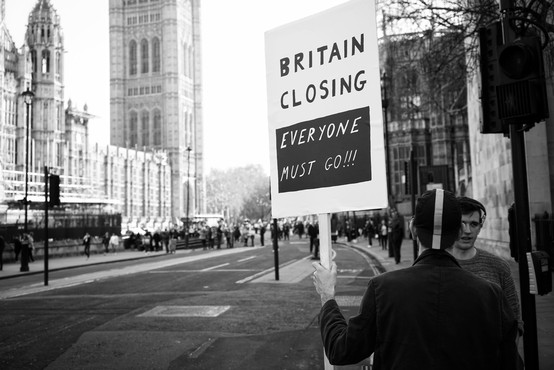 """""""V primeru brexita bodo moji projekti propadli"""" (izjave Slovencev, ki živijo v Veliki Britaniji)"""