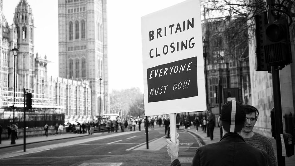 """""""V primeru brexita bodo moji projekti propadli"""" (izjave Slovencev, ki živijo v Veliki Britaniji) (foto: Tomas Robertson on Unsplash)"""