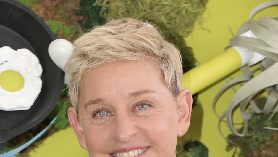 Ellen DeGeneres dobitnica zlatega globusa za življenjske dosežke (foto: profimedia)