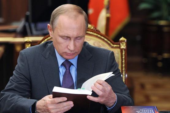 Vladimir Putin načrtuje rusko alternativo Wikipedije