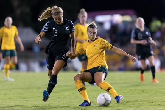 Avstralske nogometašice odslej z enakimi plačili in pogoji kot moški reprezentanti